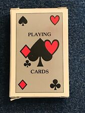 Deluxe Playing Cards-52 Cards and 2 Jokers