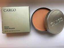 CARGO BRONZER  BRONZING POWDER~FULL SIZE~LIGHT~POUDRE BRONZANTE~NEW IN BOX~ITALY