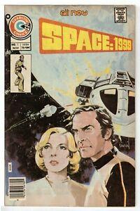 Space: 1999 #1 VG (4.0) Charlton Comic 1975 MEDIUM GRADE