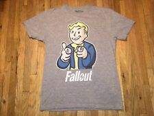 Fallout Vault Boy Shirt Men's Small S Fall Out Boy Bethesda