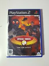 Ct Special Forces Fire For Effect - PlayStation 2 (Ps2) Pal Fr