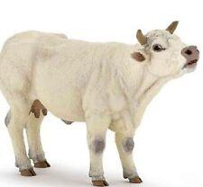 CHAROLAIS COW MOOING 51158 ~ FREE SHIP/USA w/ $25.+ Papo Items