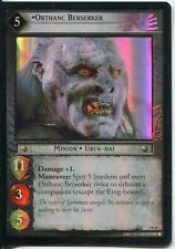 Lord Of The Rings CCG Foil Card RotEL 3.R66 Orthanc Berserker