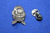 Army Diver Qualification Badge: Special Forces Diver Brushed Silver