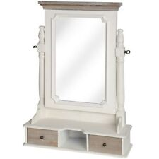 Rectangle Antique Style Dressing Table Decorative Mirrors