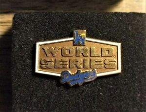 1978 LOS ANGELES DODGERS WORLD SERIES PRESS PIN