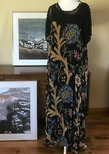 Lagenlook layered sheer Rayon Long Dress India.