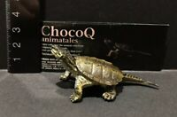 Kaiyodo Animatales Choco Q Series 7 Snapping Turtle Figure