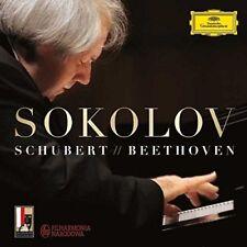 Grigory Sokolov - Schubert & Beethoven [New CD]