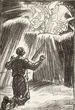 Weihnachten. - Thoma, Ludwig. Heilige Nacht. Eine Weihnachtslegende. 1920