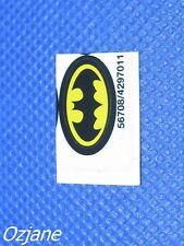 LEGO PART BATMAN 2006 STICKER SET 7779 BATMAN SYMBOL ONLY