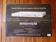 Apogee Ensemble FireWire Audio Interface Soundcard