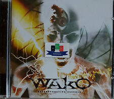 Wako - Deconstructive Essence CD 2007 *Brand New And Unsealed*