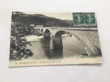 CPA 81 Tarn - Albi - Le pont sur le Tarn