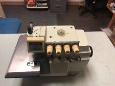 Consew Industrial 4 Thread Surger Serger Model 394B Belt Driven FREE SHIP