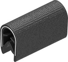 5 m Kantenschutz Kantenschutzprofil Dichtprofil KB 4- 6 mm PVC schwarz 1C10-11