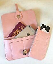 Ladies Pink Purse Dogon Style Original Wallet Phone Passport Card Coin Holder