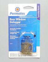 PERMATEX electrically conductive Tab Adhesive 21351 repair window defogger