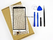 NEW For LG G3 D850 D855P WHITE Glass Touch Screen Digitizer Replacement+TOOLS US