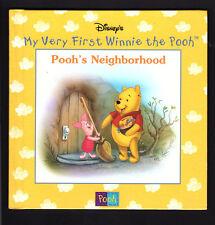 Disney's My Very First Winnie the Pooh-POOH'S NEIGHBORHOOD-1998-LN