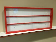 Display case cabinet shelves baseball cards e others - 3C2C-2