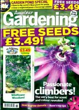 Amateur Gardening Magazine Issue 21st April 2018 With Seeds