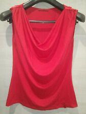 Camiseta roja de CH Carolina Herrera