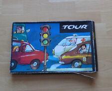 Original DDR - tour - Würfelspiel -  VEB Plasticart mit Spielregeln in OVP