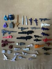 Vintage Transformer (?) And Other Vintage Toy Accessory Lot From 80s And 90s
