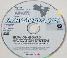 2004 -2009 BMW 525i 530i 545i 530i 530xi 528i 535i 550i Navigation DVD EAST 2013