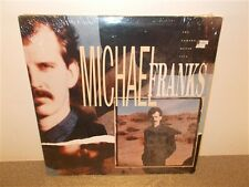 Michael Franks . The Camera Never Lies . Shrink Wrap . LP
