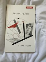 Sylvia Plath, poetry collection in Finnish, from library of Plath's daughter