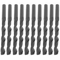 10 x Hardware High Speed Steel 5.5mm Drilling Tool Twist Drill Bit