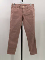 Mossimo mid rise jegging crop super stretch jeans size 26/2