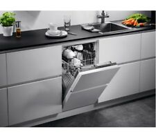 AEG FSS63400P Fully Integrated Slimline Dishwasher Silver Control