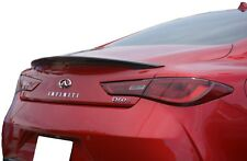 PAINTED SPOILER FOR AN INFINITI Q60 FACTORY 2017-2019