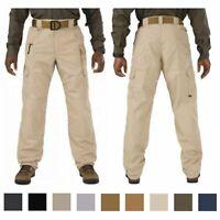 5.11 Men's TACLITE Pro Tactical Pants, Style 74273, Waist 28-44