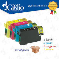 10 T1811 CARTUCCIA XL COMPATIBILE EPSON 18 XL BK Serie Margherita XP 212 XP 225
