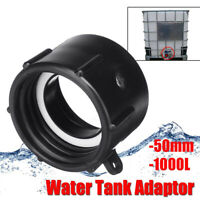IBC Water Tote Tank Adapter 50mm Coarse Fine Thread 2 in for DN40 DN50 BSP
