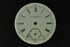 Vintage 16 Size Elgin H.C. Pocket Watch Movement Grade 247 - Not Running