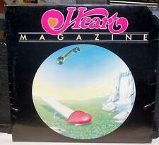 HEART MAGAZINE MUSHROOM RECORDS MRS 5008 NEW SEALED CUT OUT