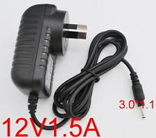 AC Adapter 12V 1.5A Charger Power Supply AU Acer Iconia Tablet A500 A100 A501