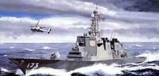 Trumpeter JMSDF DDG-173 Kongo Japon ASROC lutte anti-sous-marine+SH-60J 1:350