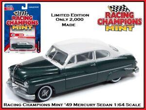 Racing Champions 1:64 Diecast Car '49 Mercury Sedan Limited By Auto World