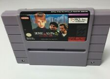 Home Alone 2: Lost in New York Super Nintendo SNES Game Cartridge Tested Works
