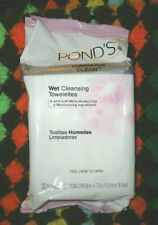 Pond's Wet Cleansing Towelettes 30 count