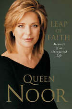 LEAP OF FAITH: MEMORIES OF A UNEXPECTED LIFE (LARGE) LIKE NEW, FREE SHIPPING