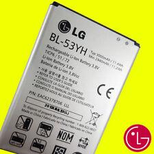 ORIGINAL LG BL-53YH Akku BATTERIE -- LG OPTIMUS G3 - 3000mAh - ACCU EAC62378706
