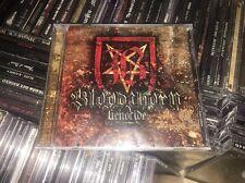 Bloodthorn - Genocide CD Norway Black Death Metal Darkness, Death, Evil, Nature