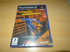 Free Running PS2 NEW SEALED  pal